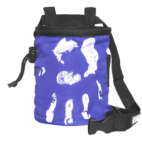 LACD Hand of Fate Chalk Bag with Belt royal